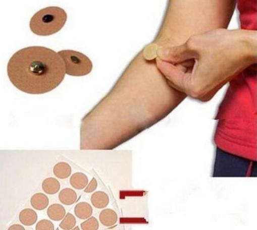Отзывы о китайском магнитном пластыре от гиперостоза и косточек на ногах