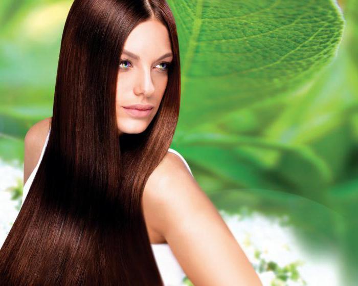 органические краски для волос достоинства