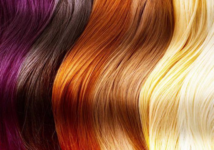 существует безвредная краска для волос на органических
