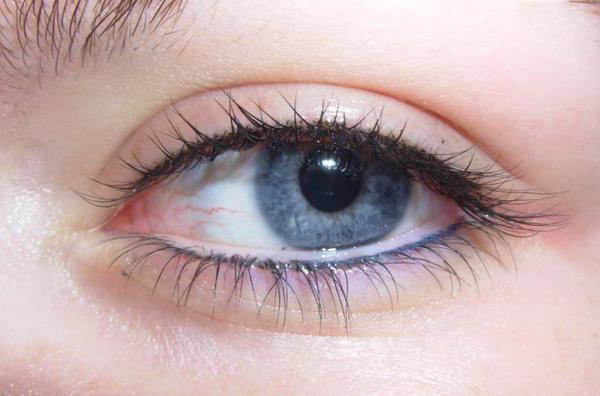 межресничный татуаж глаз фото