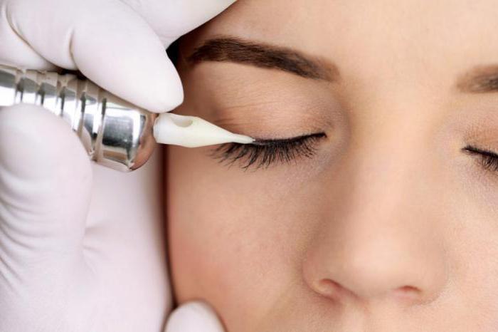 как выглядит татуаж глаз межресничный