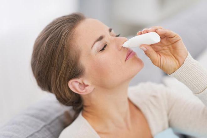назальный спрей полидекса при гайморите отзывы
