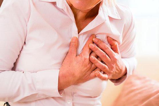 лекарство при инфаркте
