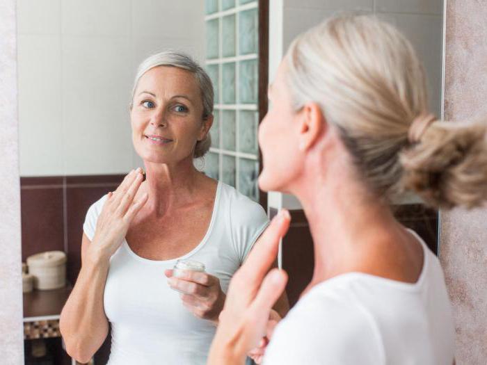 крема против морщин состав