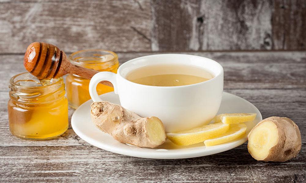 Чай с имбирный в домашних условиях 716