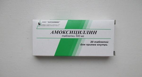 Антибиотики при тонзиллите у взрослых