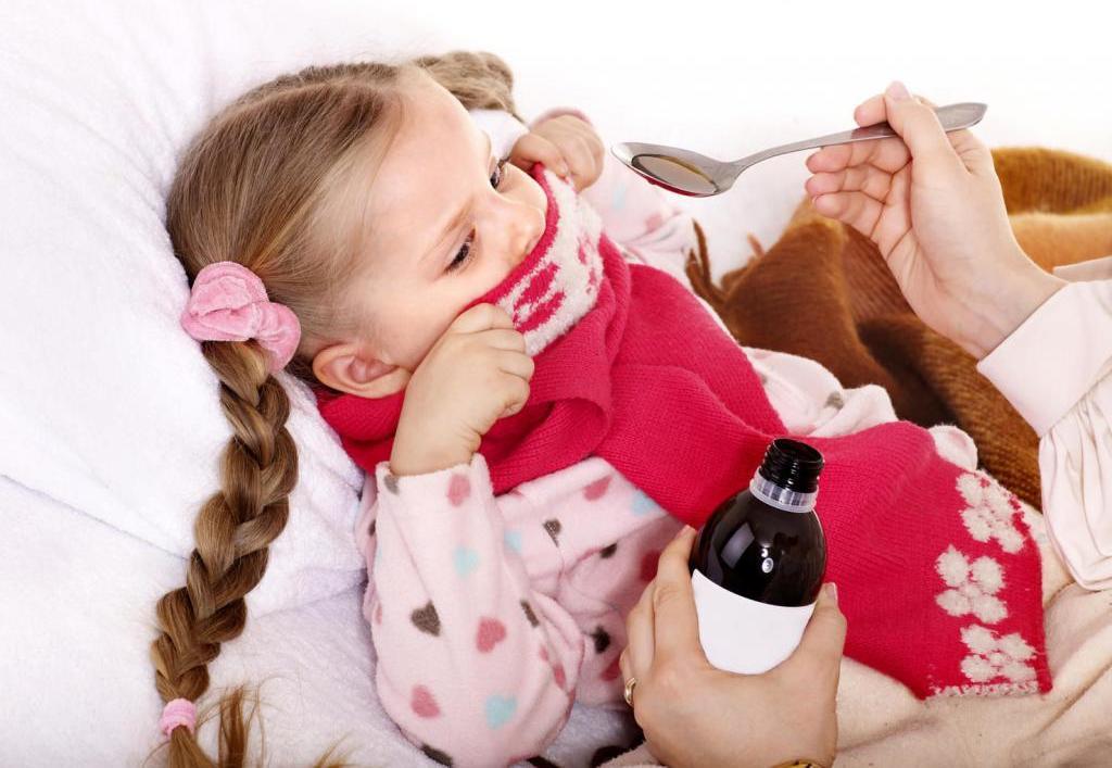 Какое лекарство при ларингите детям