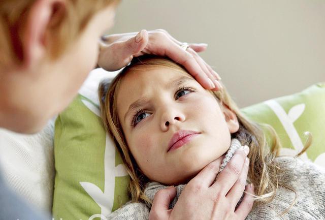 Лекарства при ларингите у ребенка