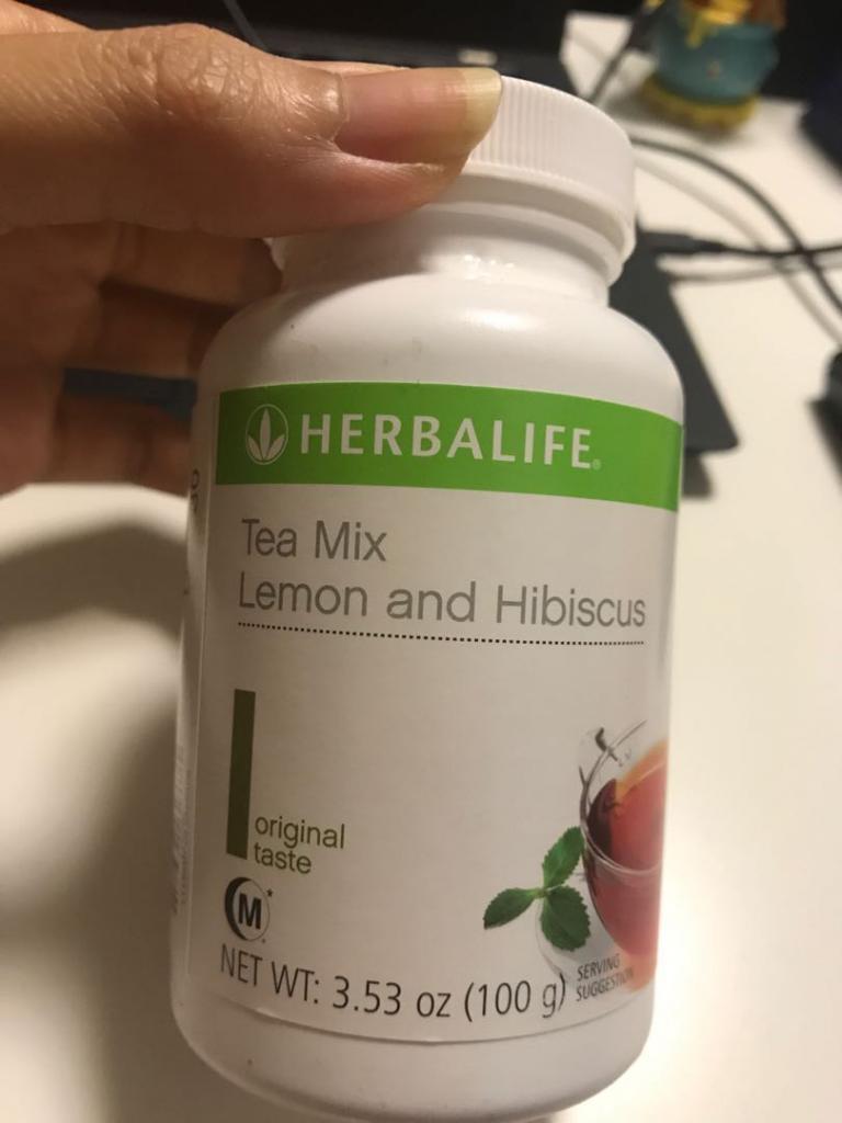 Гербалайф чай для похудения состав