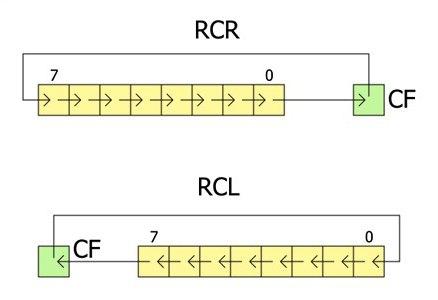 структура алу