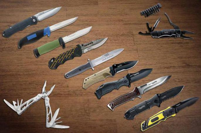 Ножи походные