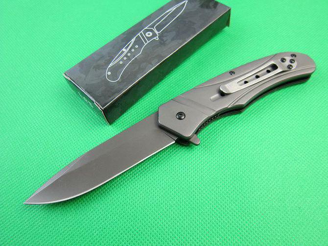 Походный консервный нож.