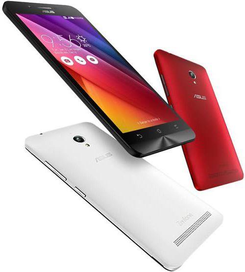 Смартфон ASUS ZenFone Go TV G550KL 16Gb черный (90AX0131-M02000)