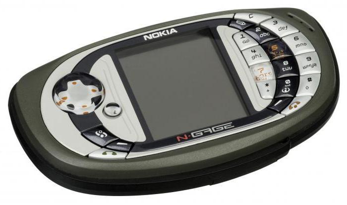 Фото Nokia N-Gage QD