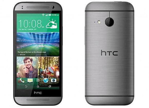Телефон HTC One mini 2: свойства, описание, обзор, отзывы