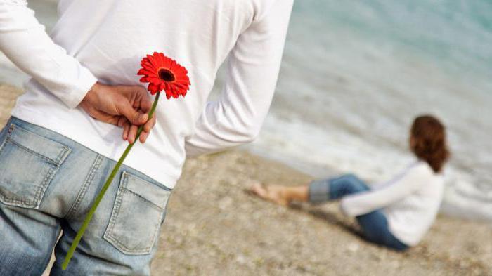 красивая любовь между мужчиной и женщиной