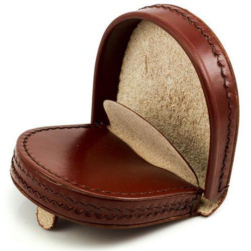 кошелек для монет мужской