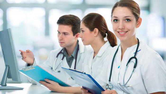 какие предметы нужно сдавать чтобы пойти на врача