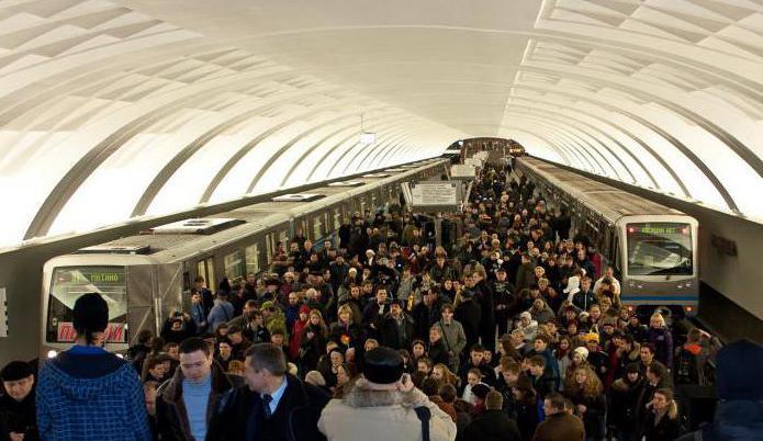 начало работы метро в москве