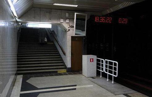 метро москвы фото