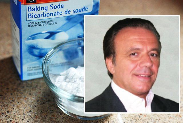 как вылечить рак содой