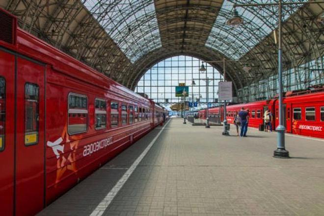 аэропорт внуково как добраться от ленинградского вокзала