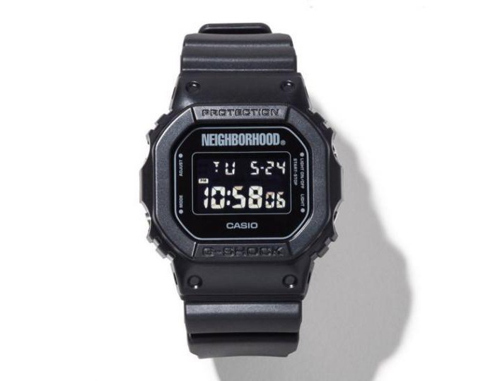 Casio G Shock DW 5600