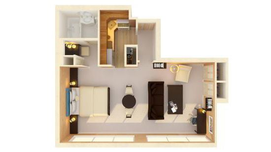 общежитие квартирного типа в химках