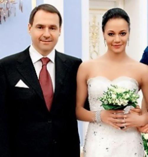 Ирина Чащина муж