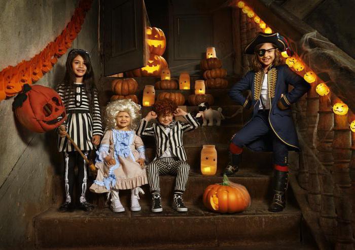 Хэллоуин для детей 11 лет