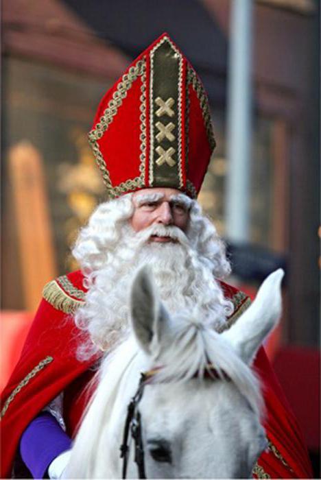Сценарий ко дню Святого Николая для детей младшего возраста