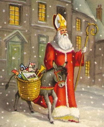 Сценарий сказки ко дню Святого Николая