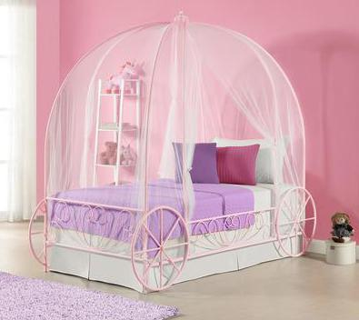 детская кровать для девочки 5 лет