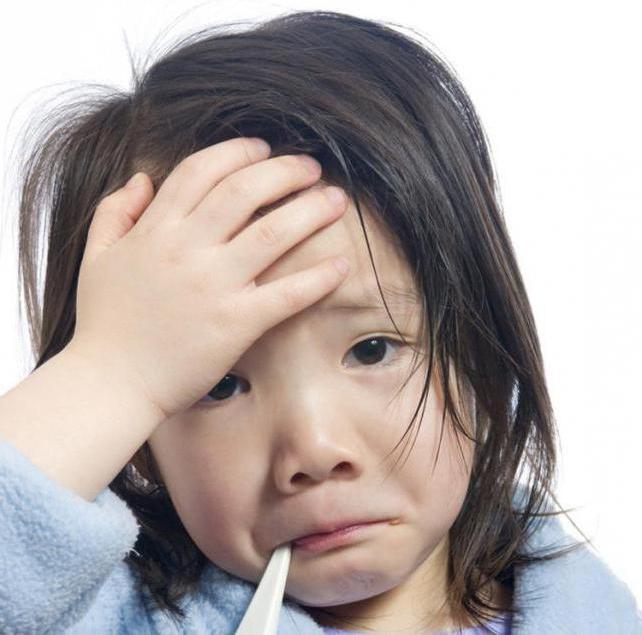 жаропонижающие для детей от года