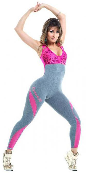фитнес комбинезоны женские