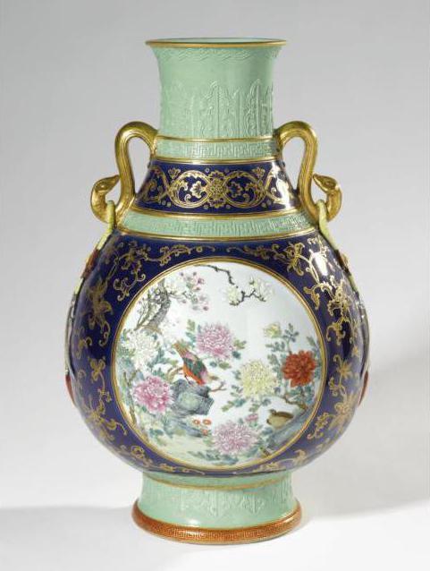 ваза китайская