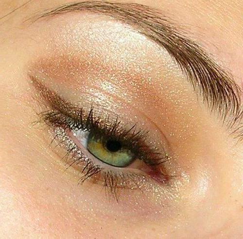 Макияж для глаз коричневый карандаш для thumbnail
