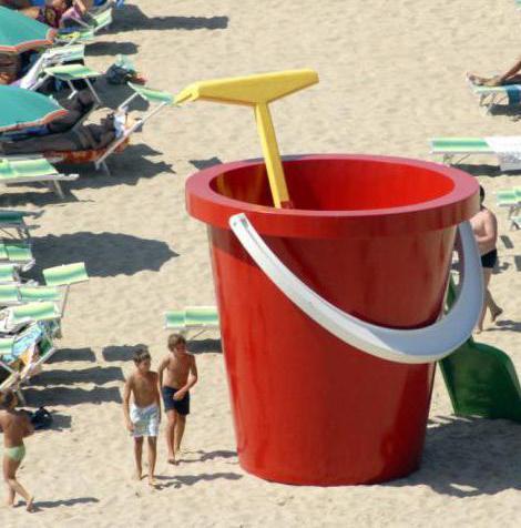 пляжи римини фото