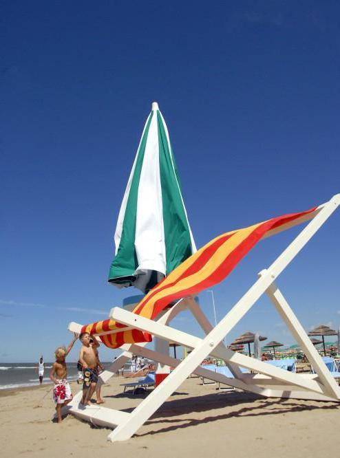 лучшие пляжи римини