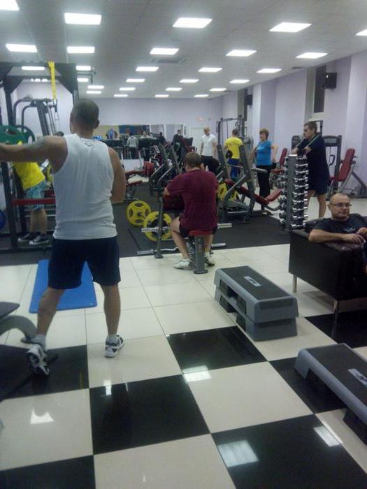 фитнес клуб в новокосино на суздальской