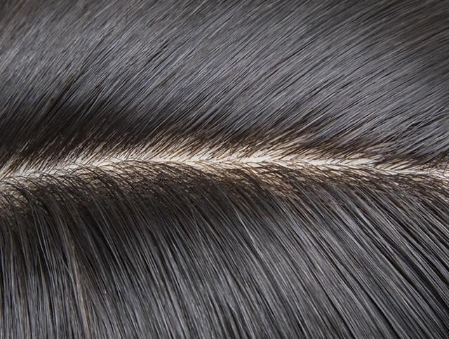 из чего состоит волос на голове