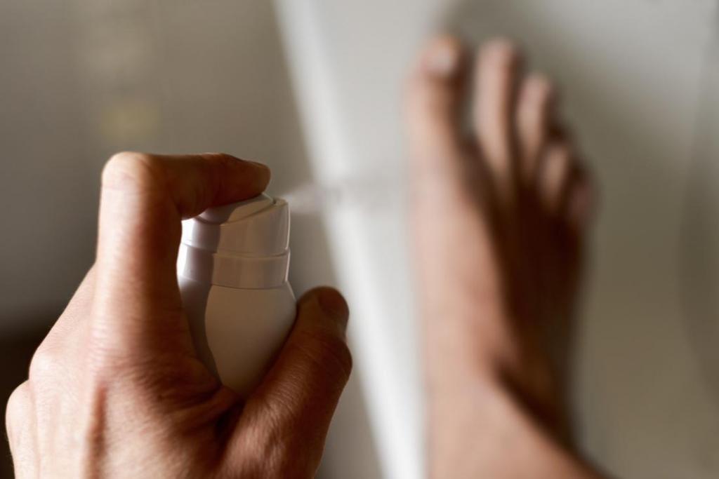 Дезодорант против запаха ног