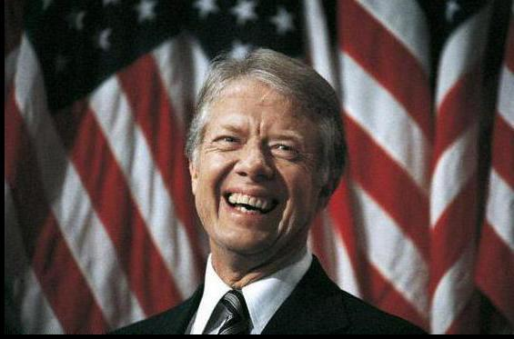 a biography of james earl jimmy carter jr the president of peace In 1976 jimmy carter, a small peanut farmer from georgia was elected the president of the united sates carter had limited experience in the national political arena.
