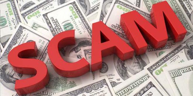 признаки финансовых пирамид