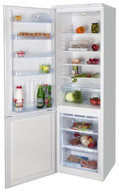схема холодильника норд двухкамерного