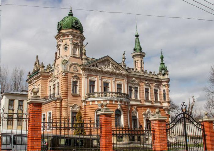 10 самых красивых городов украины