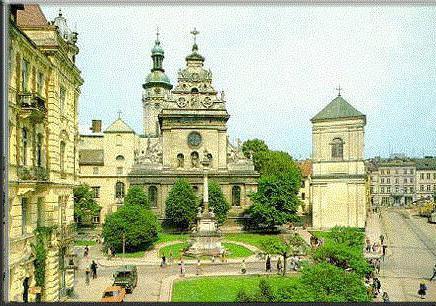 самые красивые города украины топ 10