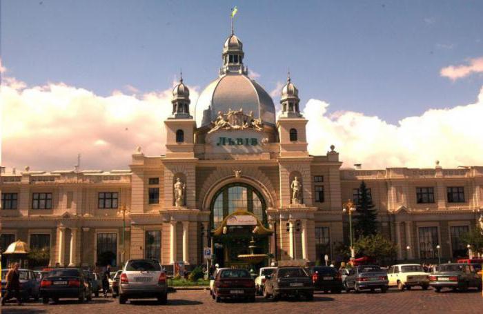 самые красивые города украины рейтинг