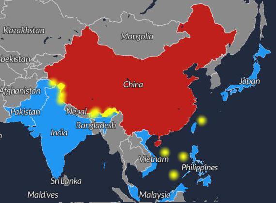 внутренняя политика китая