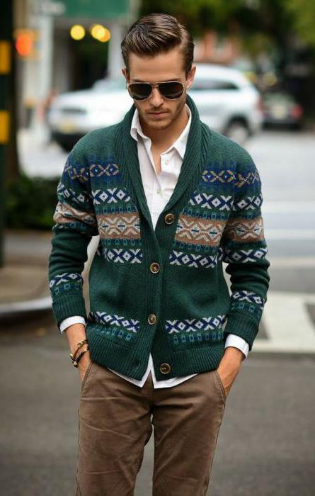 скандинавский стиль в одежде для мужчин
